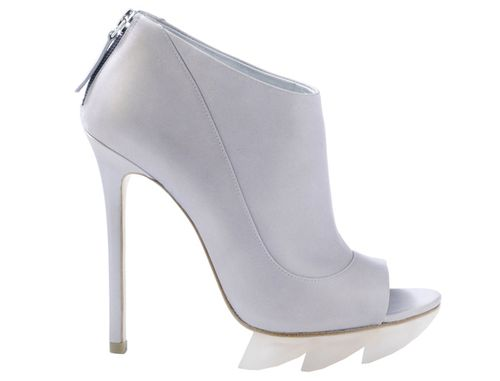 Camilla Skovgaard Frosted Grey Shoe Boot £400