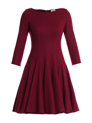 Issa - Boiled Wool Dress 485