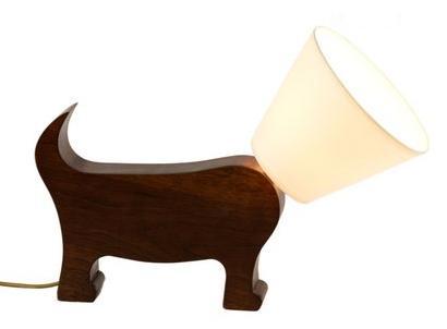 Pedlars Dog Lamp 129