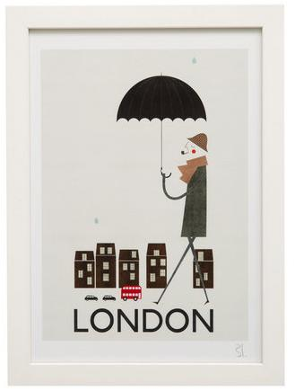 Pedlars City Print London 79