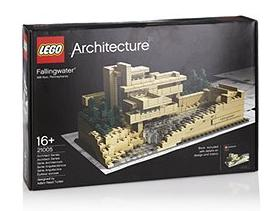 Lego Architecture Falling Water 74.95 2