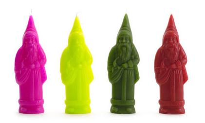 Pedlars Father Christmas Candles