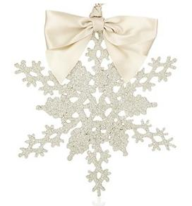 Raffit Ribbons Winter Snowflake Large £49.99 2