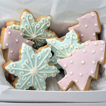 NOTHS Six xmas biscuits by icing bliss 14