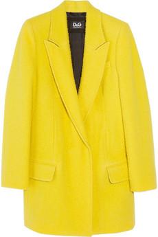 D&G Oversized wool blend blazer 635