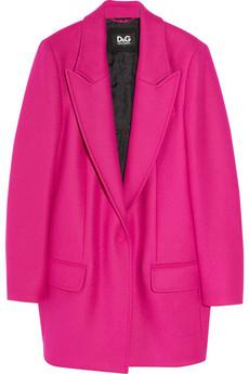 D&G Oversized wool blend blazer 975