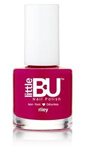 Little BU Wash Off Nail Varnish 9.95
