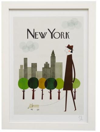 Pedlars City Print New York 79