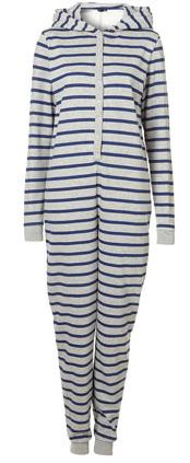 TopShop Stripe All In One 34