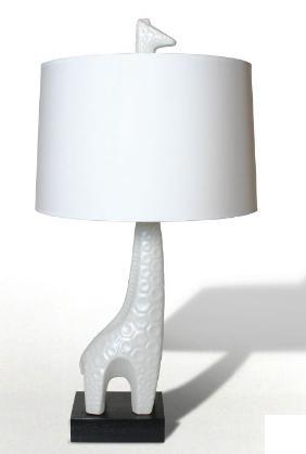 Jonathan Adler Giraffe Lamp 395