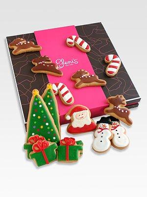 Eleni's NY December 25th cookies 43.90