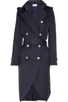 YSL Cotton Gabardine trench coat 1745