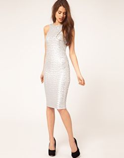 TFNC cut out racer sequin midi dress 65 - 52 2