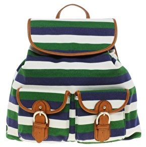 Aldo Mcmanis Stripe Backpack 40 - Copy