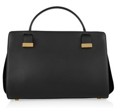 The Row Leather and Suede Doctor Bag £3210