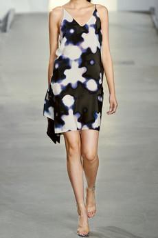 3.1 Phillip Lim Printed Silk Dress 535 2
