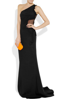 Stella McCartney Ferguson one-shoulder silk gown 3155 2