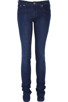 Victoria Beckham Denim Mid-Rise Skinny Jeans £175