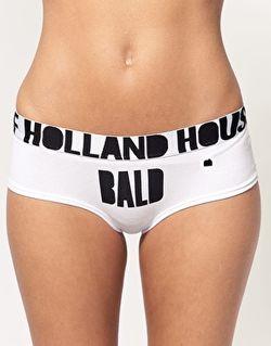 HOH bald cheeky short 16