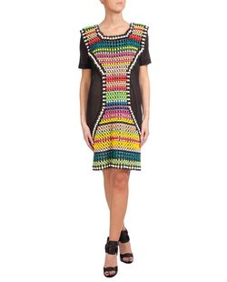 Ostwald Helgason Wooden Beaded Dress £1,160 2