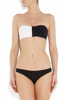 Lisa Marie Fernandez The Lauren bandeau bikini 310 2