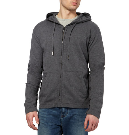 D&G Cotton Blend Zip Up Hoodie 245 2