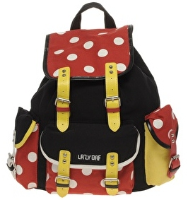 Lazy Oaf clown backpack 55