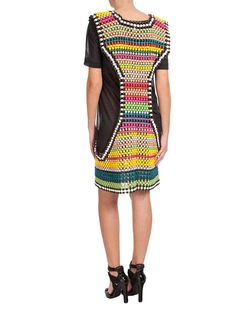 Ostwald Helgason Wooden Beaded Dress £1,160 3