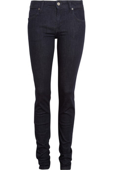 Burberry Brit Mid-Rise Skinny Jeans £175