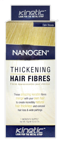 Nanogen Keratin Hair Gibres 1 Month's Supple £18.95