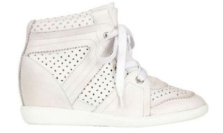 Isabel-Marant-Baya-Perforated-Leather-Sneakers-In-White